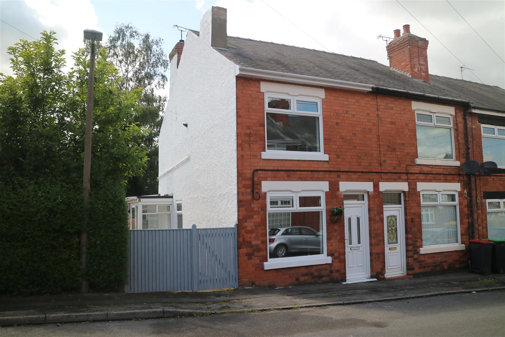 Chapel Street Kirkby in Ashfield NG17 9EE